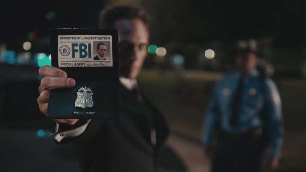 外贸骗术3)FBI Email Scam