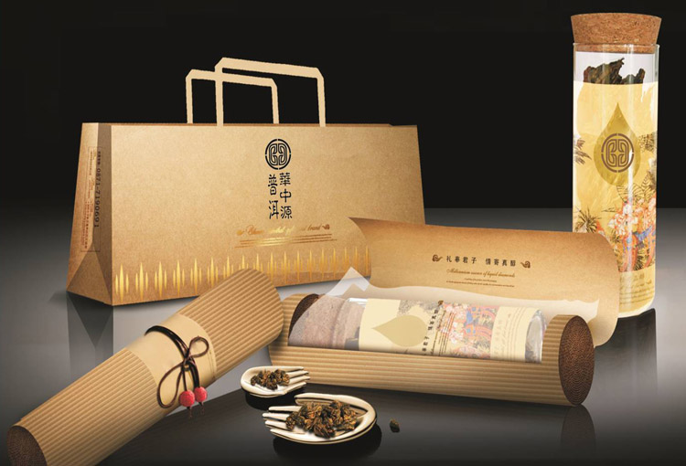 产品包装知多少之三–材质(金属,织物,玻璃,木制,陶瓷)