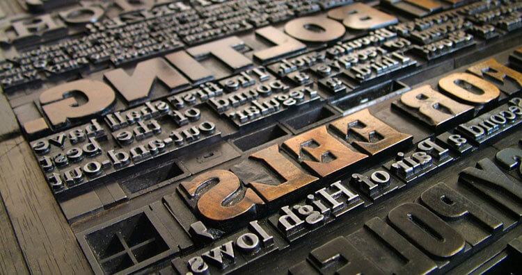 产品包装知多少之五--印刷工艺(凸版印刷和凹版印刷)