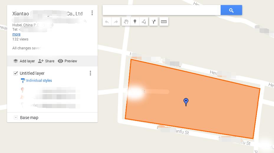google-maps-service-info