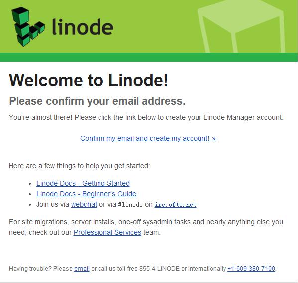 linode-welcome