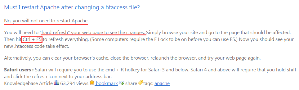 bluehost-htaccess-change