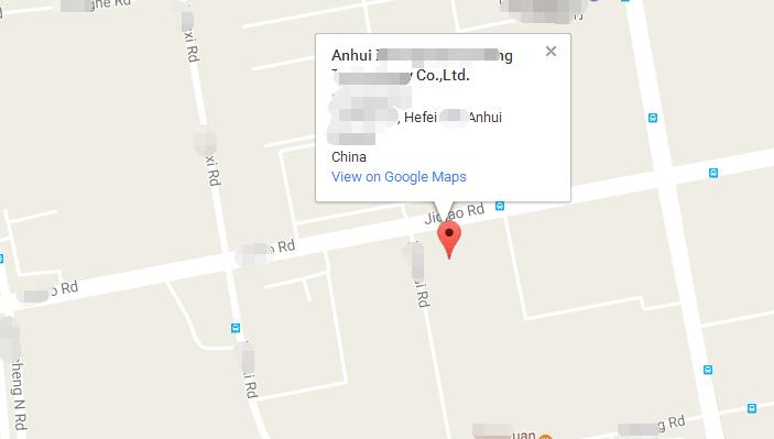 google-map-location-info