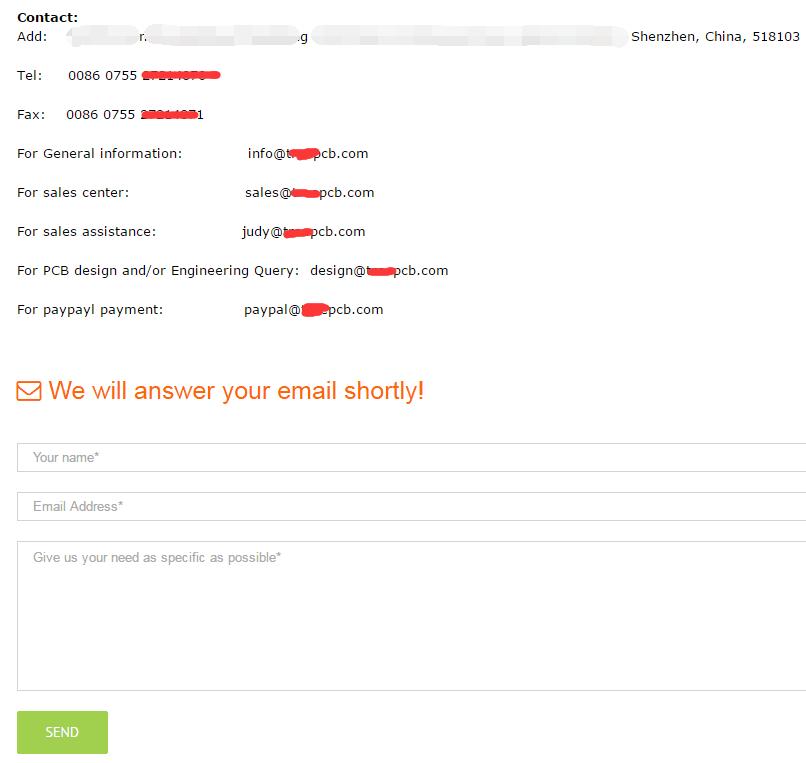 Contact Form7 配合 WP SMTP 来发送外贸网站询盘提醒邮件