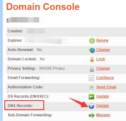 购买付费Comodo SSL证书及安装配置图文教程9,Namesilo添加CNAME记录2