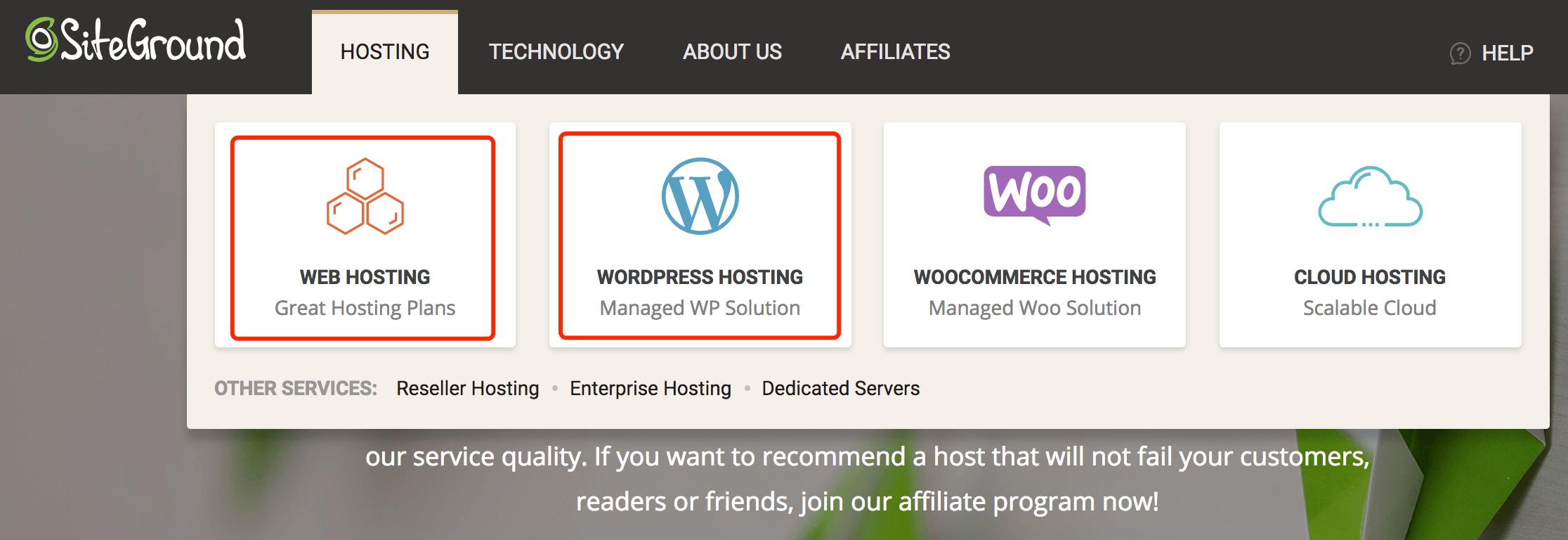 SiteGround虚拟主机选购、域名解析、SSL证书和Wordpress安装